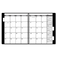 At-A-Glance 2012 Yearly Refill