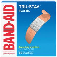 Johnson Band-Aid Plastic Bandages