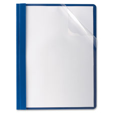 Esselte Deluxe Clear Front Report Covers