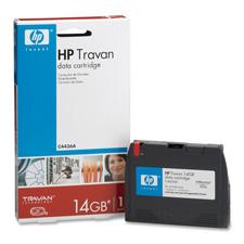 HP High-Capacity Travan Data Cartridges