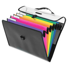 Esselte Color-coded Mobile Hanging Files