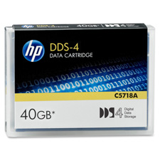 HP 4MM DDS4 Tape Cartridge