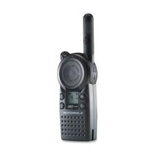 Motorola 4-Channel 2-Way Radio
