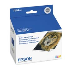 Epson T020201 Color Ink Cartridge