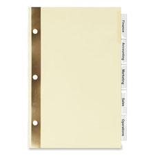 Avery Worksaver Standard Insertable Tabs Dividers