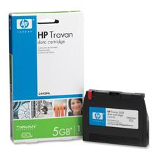 HP 5GB Colorado Travan Data Cartridge