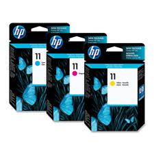 HP C4836A/37A/38A Ink Cartridges