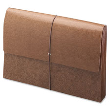 """Expanding leather-like wallets, 5-1/4"""" exp, 15""""x10, sold as 1 each"""