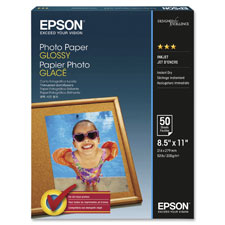 Epson Glossy Finish Photo Paper