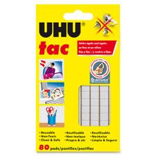 Saunders Uhu Tac Adhesive Putty