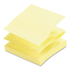 Sparco Pop-up Adhesive Fanfold Note Pads