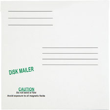 Quality Park 5 1/4' Economy Disk Mailers