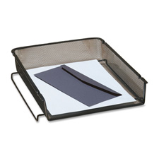 Rolodex Mesh Front Load Letter Trays