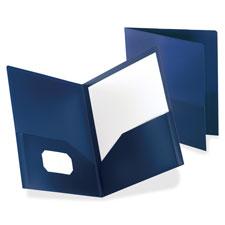 Esselte Polypropylene Twin Pocket Portfolios