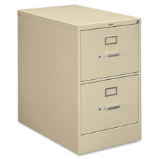 Hon 210 Series Locking Vertical Filing Cabinets