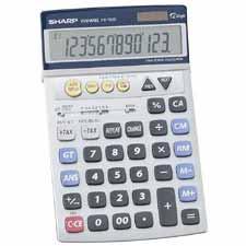 Sharp 12-Digit Desktop Calculator