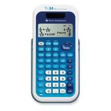 Texas Inst. TI-34 MultiView Scientific Calculator