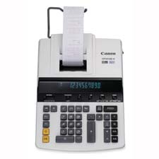 Canon 10-Dgt 2-Clr Commercial Printing Calculator