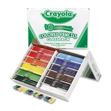 Crayola 240 Classpack Colored Pencils