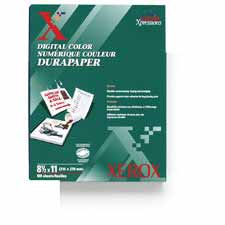 Xerox Extra Heavyweight Digital Color Durapaper