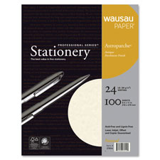 Wausau Astroparche Parchement Finish Paper