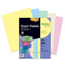 Wausau Exact Pastel Imaging Paper