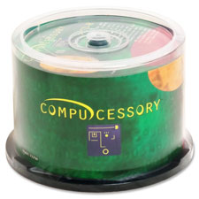 Cd-r, 52x, 700mb/80min, branded, 100/pk, sold as 1 package