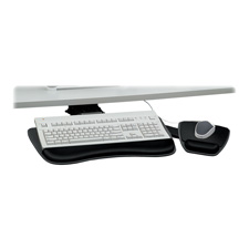 Fellowes Sit/Stand Articulating Keyboard Manager