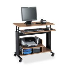 Safco Adjustable Mini-Tower Workstations