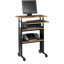 Safco Adjustable Stand-Up Workstations