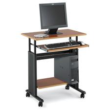 Safco Adjustable Height Side Workstations