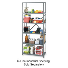 Tennsco Q-Line Industrial Shelving and Post Kit