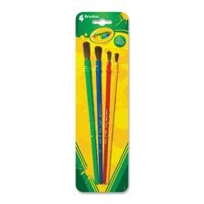 Crayola 4-Piece Art & Craft Brushes
