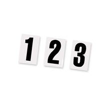 Magna Vision Magnetic Numbers