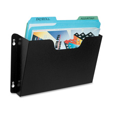 Buddy Dr. Pocket Letter Size Wall Files