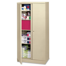 Basyx Easy-To-Assemble Storage Cabinets