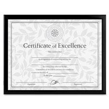 Burns Grp. Valued Price Certificate Frames