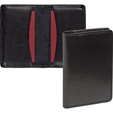 Samsill Regal Leather Business Card Cases