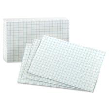 Esselte Grid Index Cards