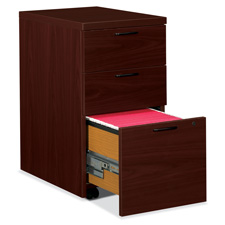 Hon 10500 Series Mobile Box/Box/File Pedestals