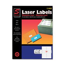 Simon Mktg Premium Bright White Mailing Labels