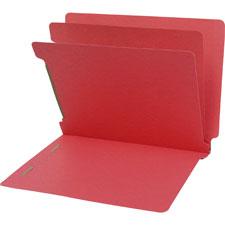 SJ Paper Recycled End Tab Multi-Folders