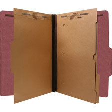 SJ Paper 2-Dividers Classification Folders