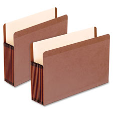 Esselte Reinforced Expanding File Pockets