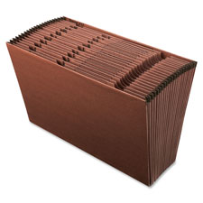 Esselte A-Z Earth Wise Recycled Expanding Files