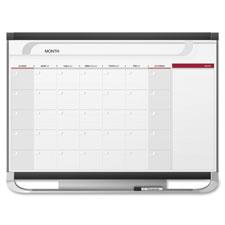 Quartet Total-Erase Monthly Calendar System