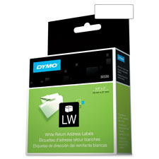 Dymo LabelWriter Return Address Labels