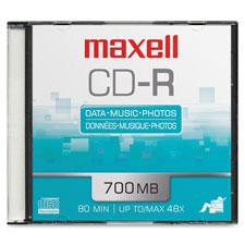 Maxell Branded CD-R