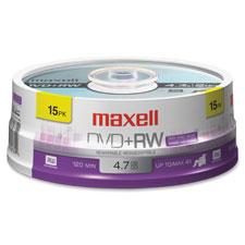 Maxell 4.7GB DVD+RW Disc