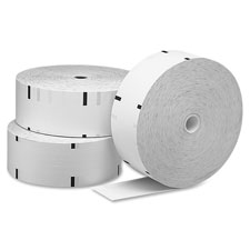 "Thermal atm receipt with sensemark,3-1/8""x2500',4/ct,we, sold as 1 carton, 4 roll per carton"